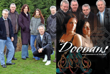 The Doonan Family